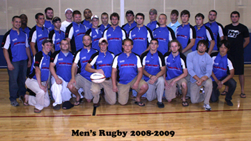 2008-2009 Team